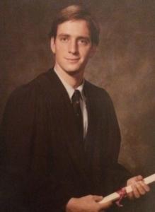 James Houston Grad Photo